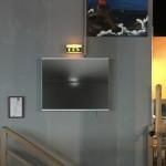 Radiateur slim vertical GSO-Domotique